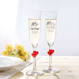 Fltes  champagne curs - Mr and Mrs Right