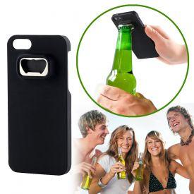 iPhone 5 Hlle mit Flaschenffner
