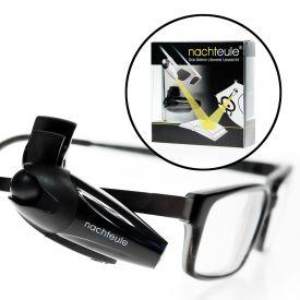Lampe de lecture LED pour les lunettes