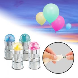 Ballons gonflables LED - colors