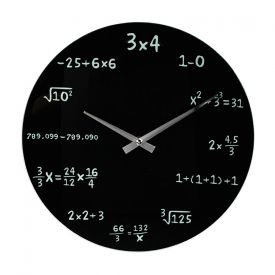 Mathe Uhr