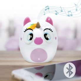 Mini haut-parleur bluetooth - licorne