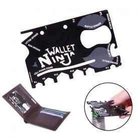 Multifunktionswerkzeug 18in1 - Wallet Ninja