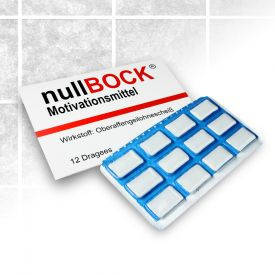 Nullbock Motivationsmittel - 5er Set