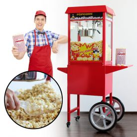Machine  Popcorn avec Chariot  Version Premium