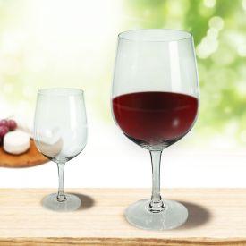 Verre  vin gant