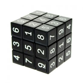 Cube sudoku