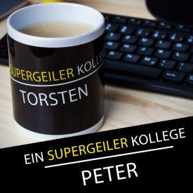 Tasse Supergeil