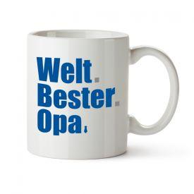 Tasse - Welt Bester Opa