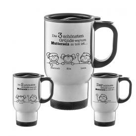 Tasse thermo personnalise  raisons dtre maman