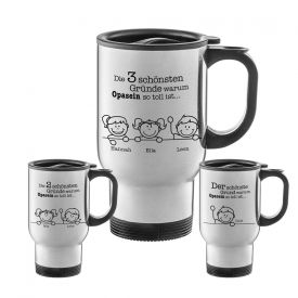 Tasse thermo personnalise  raisons dtre grand-pre