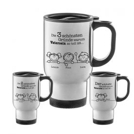 Tasse thermo personnalise  raisons dtre papa