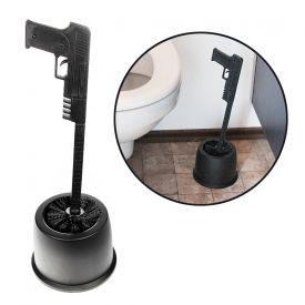 Toilettenbrste - Black Pistol