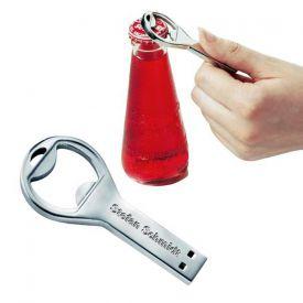 USB Stick Flaschenffner als Schlsselanhnger