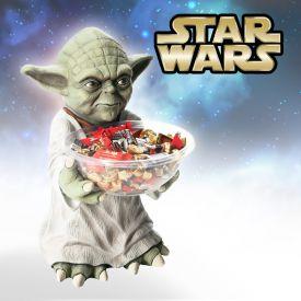 Yoda XL Süßigkeitenspender - Star Wars - Konfirmationsgeschenke