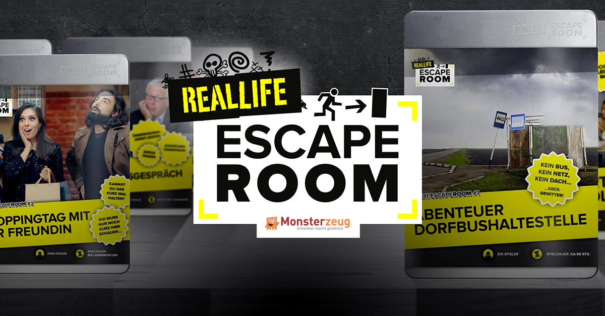 Reallife Escape Room