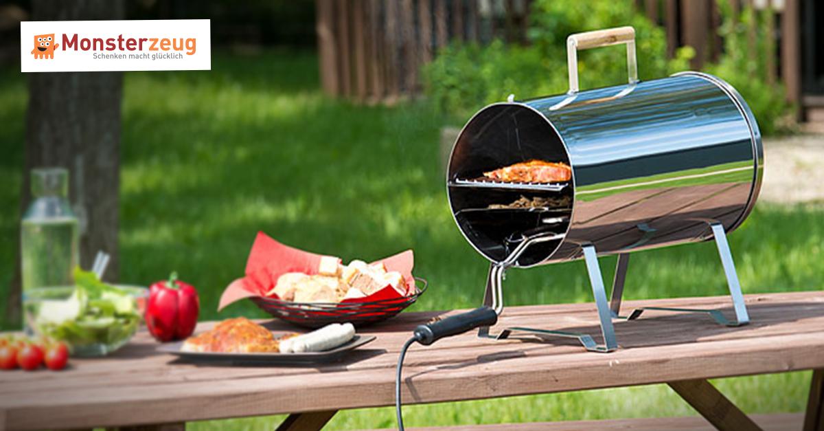 BBQ Smoker Grill elektrisch