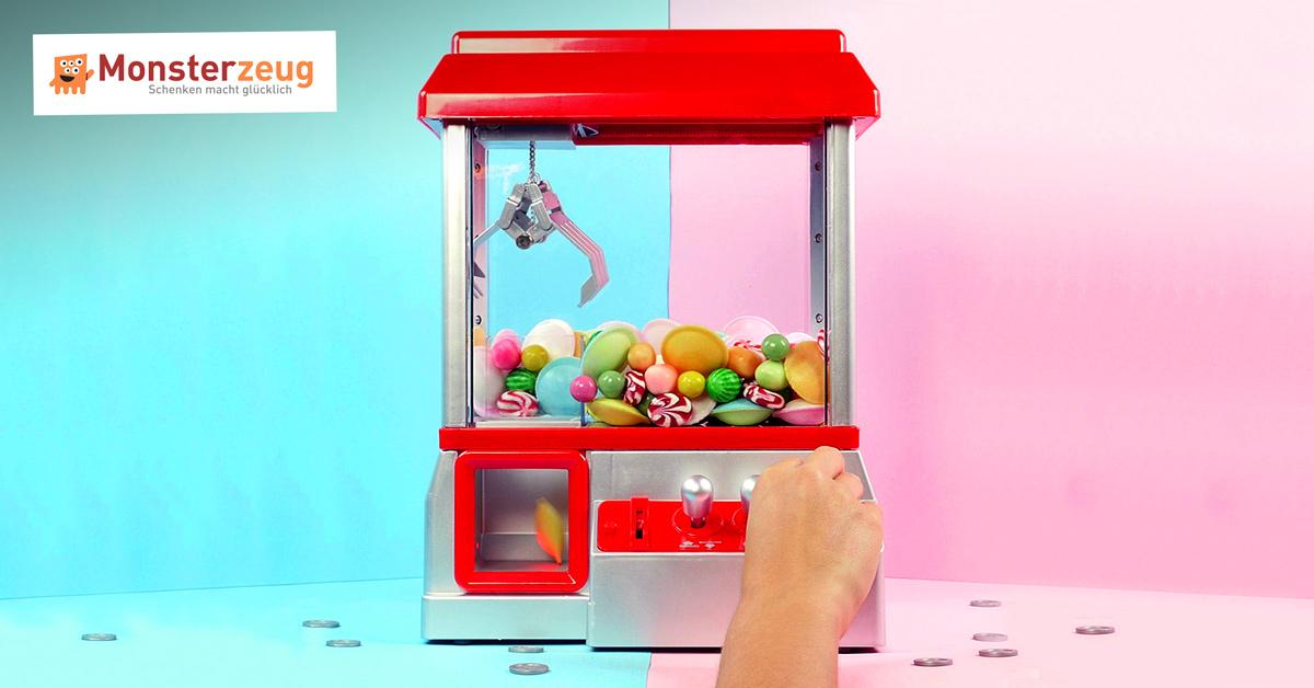 candy grabber s igkeiten automat versand in 24h. Black Bedroom Furniture Sets. Home Design Ideas
